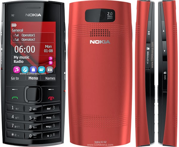 UpDate All GsM MobilE SolutioN: Nokia X2-02 RM-694 Flash
