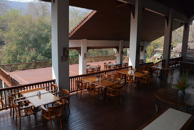 Imperial Mae Hong Son Resort terrace