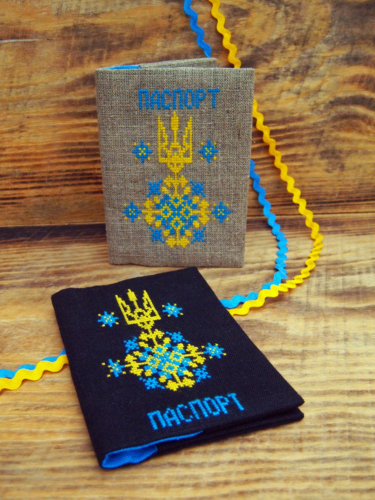 Свою першу публікацію в цьому блозі хочу розпочати обкладиноками на паспорт  з вишивкою (за авторською схемою) 6096c5b4564c8