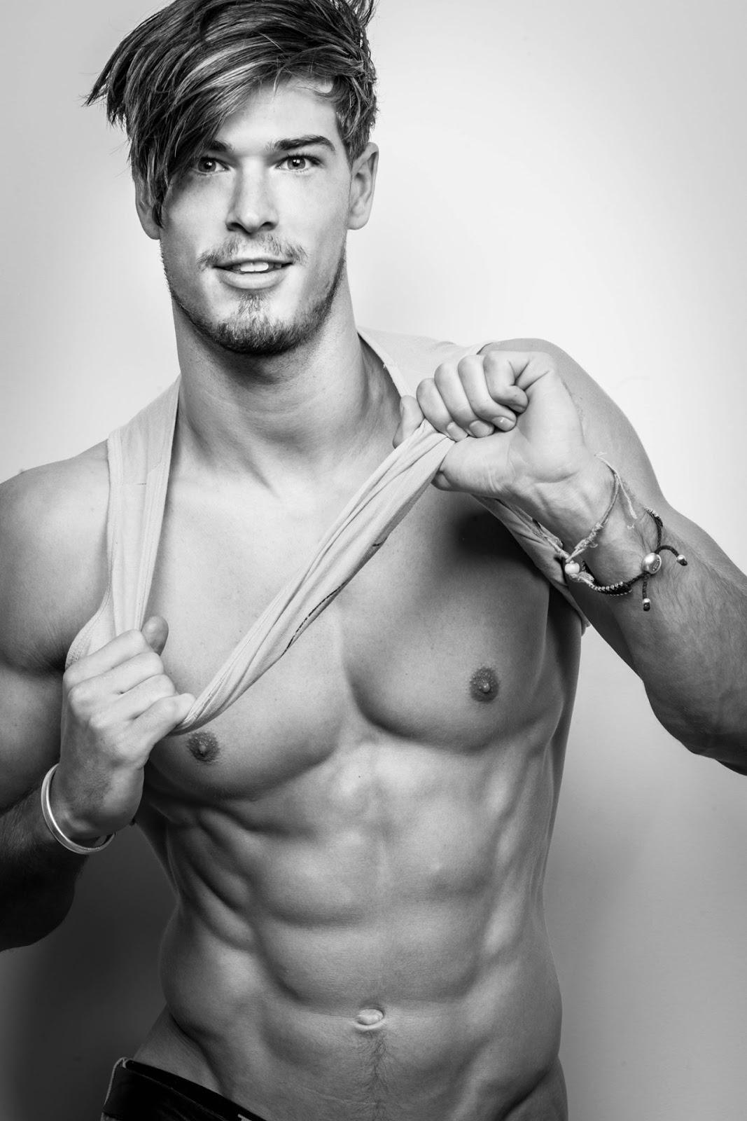 Hot Guys Model