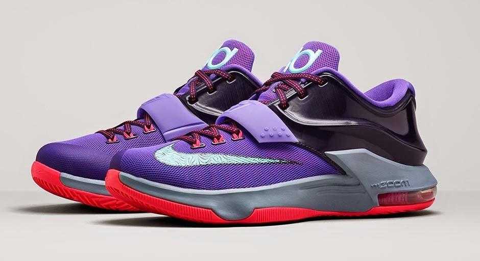 new style 125c0 40d97 Nike KD 7 Lightning 534 653996-535 - Nike Basketball 4u