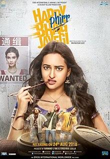 Happy Phir Bhag Jayaegi New Hindi Movie Download 2018   Film 2018   DVD Rip   Hd Movie Download   700mb