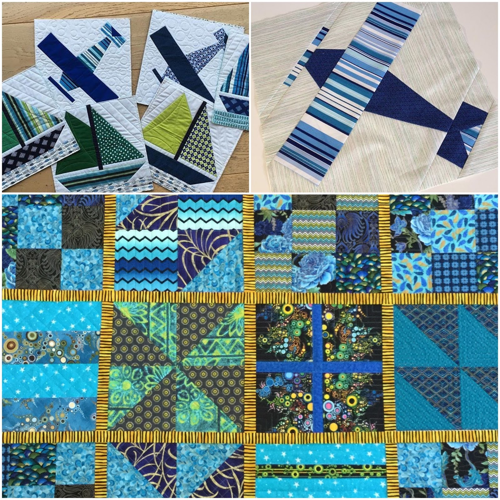 Wendy's quilts and more: Soy Amado Quilts - Giving back : little island quilting - Adamdwight.com