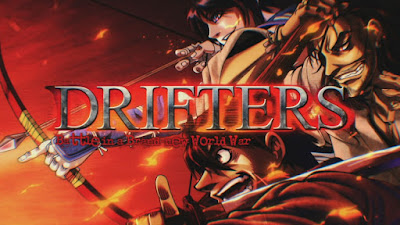 Drifters Subtitle Indonesia [Batch]