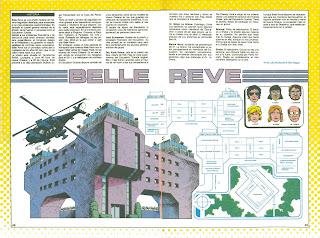Belle Reve DC Comics
