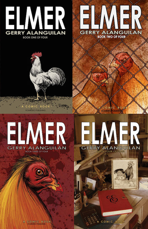 Elmer by Gerry Alanguilan.