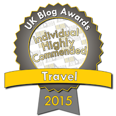 Highly Commended UK Blog Awards 2015