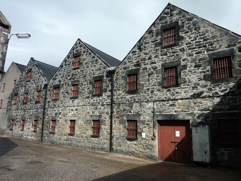 knockando distillery visitor centre