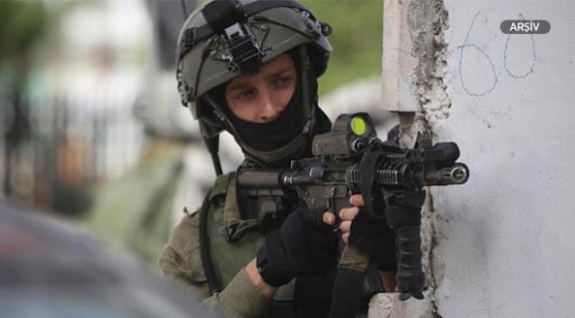 İsrail askerleri bir Filistinliyi şehit etti.