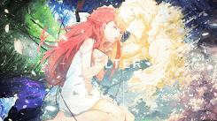 Shelter 落樱特效+BGM 1080P [Wallpaper Engine Anime]