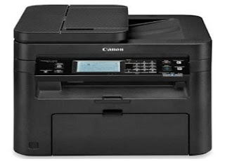 Canon imageCLASS MF217w laser multifunction machine has print, scan, copy and fax