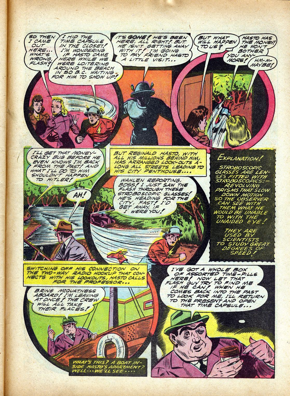 Read online All-Flash comic -  Issue #4 - 56