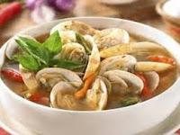 Resep Dan Cara Memasak Sup Remis Saus Jamur
