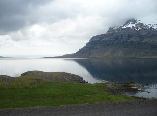 fiordo di Berufjörður