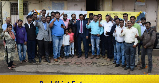 KOLHAPUR BE CHAPTER AND OFFICE LAUNCHED