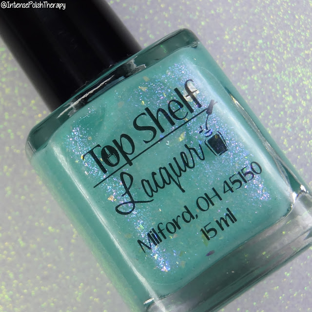 Top Shelf Lacquer I'm Only Happy When It Rains | Polish Pickup June 2019