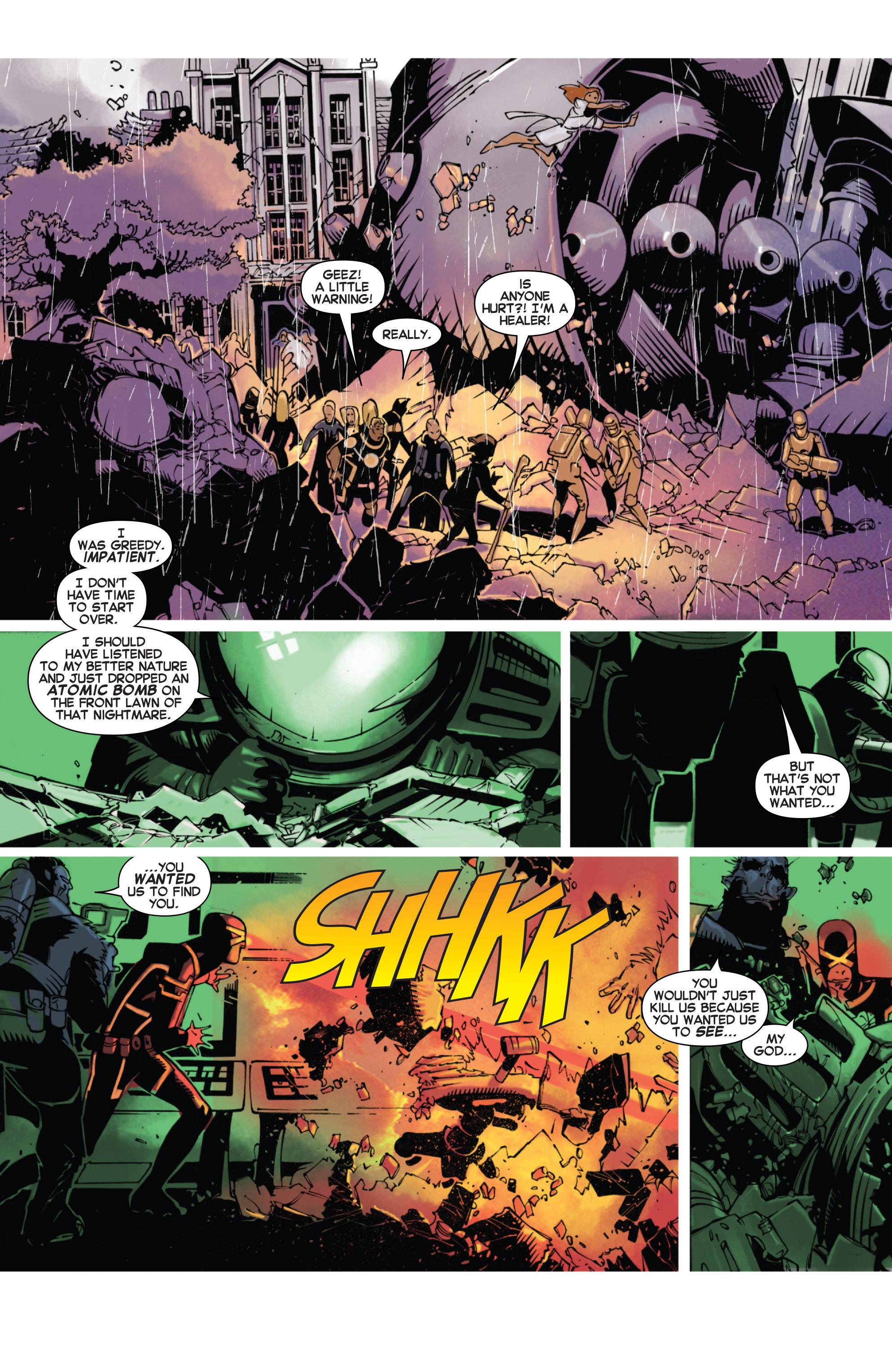 Read online Uncanny X-Men (2013) comic -  Issue # _TPB 4 - vs. S.H.I.E.L.D - 74
