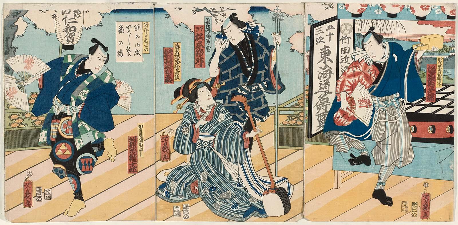 Три японских трансвестита развлекаются с парнем фото 601-672