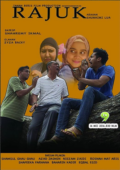 Rajuk Telemovie