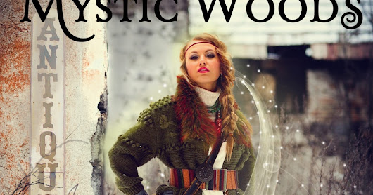 Cover Reveal for Witch's Mystic Woods by Marsha A. Moore