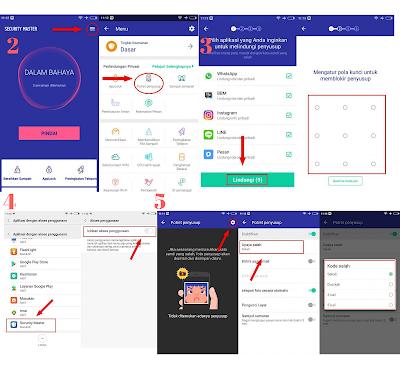 Cara Mengetahui Penyusup di Smartphone Android Kita