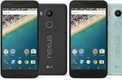 Harga dan Spesifikasi Android LG Terbaik Nexus 5X