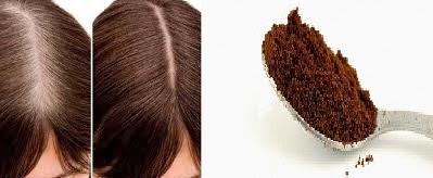 escurecer cabelos grisalhos