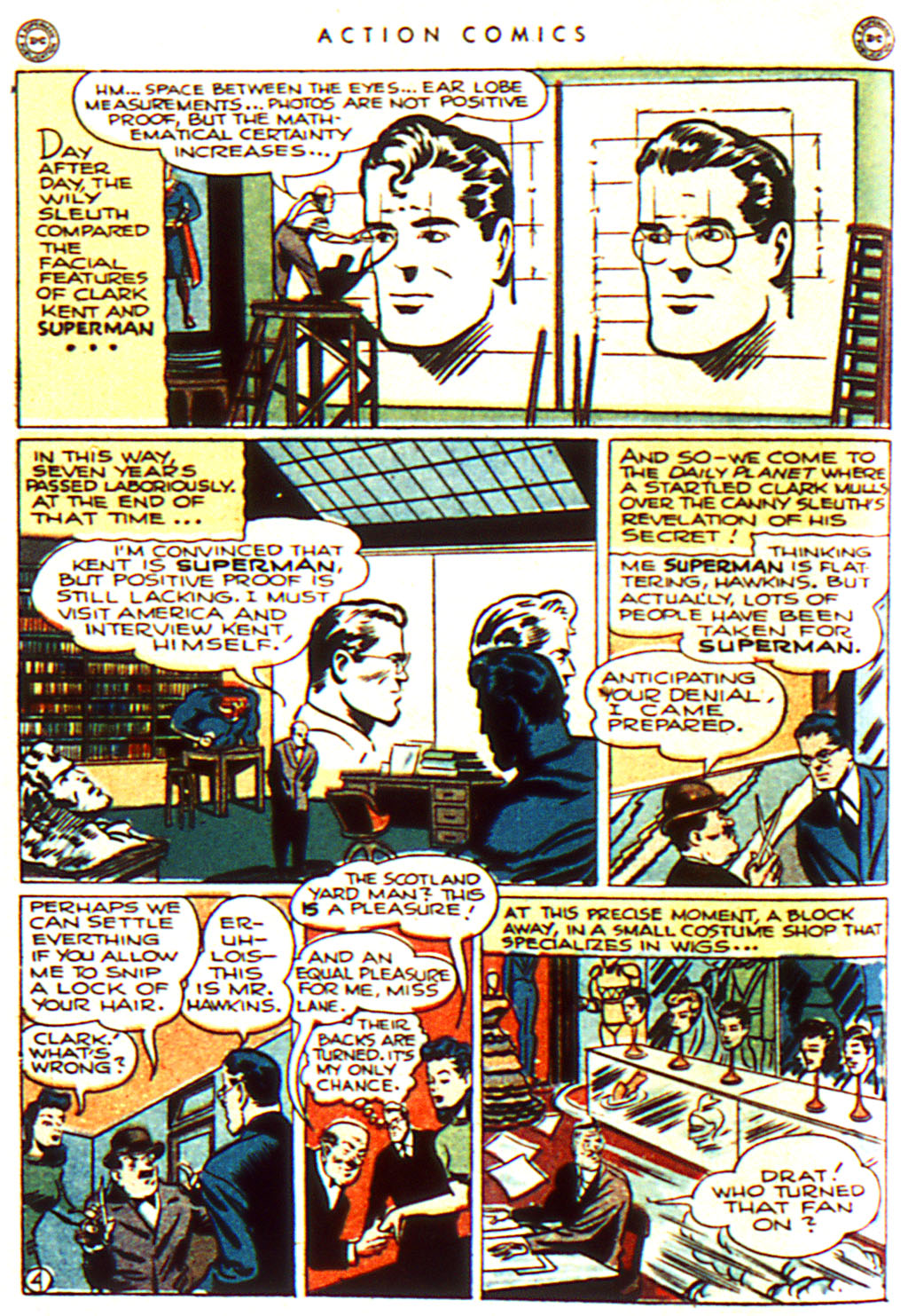 Read online Action Comics (1938) comic -  Issue #100 - 6