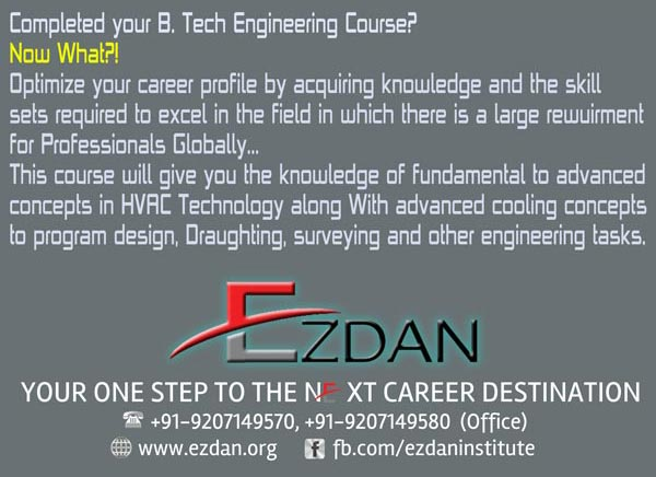 hvac courses for mechanical engineers