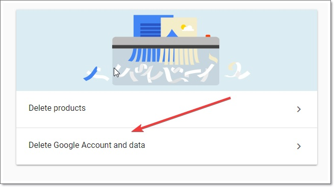 delete-google-account-and-data