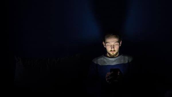 Filtro de luz azul para proteger os olhos (celular e PC)