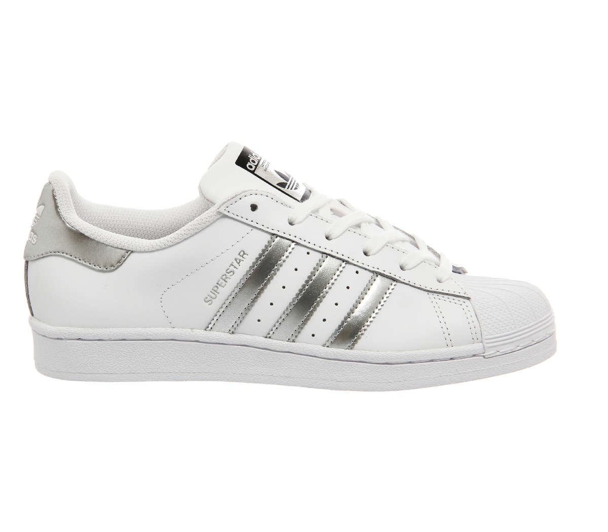 469f1f15144 Goals Shop  Adidas Superstar plata