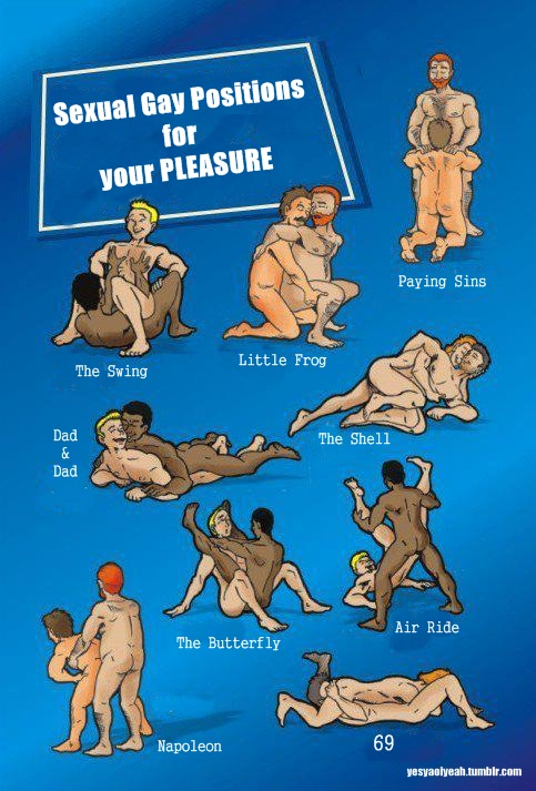 from Jaime gay sexualpositions