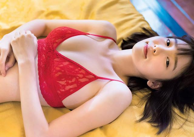 Iitoyo Marie 飯豊まりえ No Gazpacho Wallpaper HD