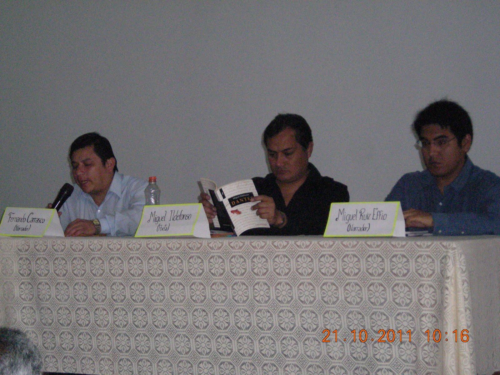 I E Quot Jos 201 Antonio Encinas Quot Santa Anita Octubre 2011