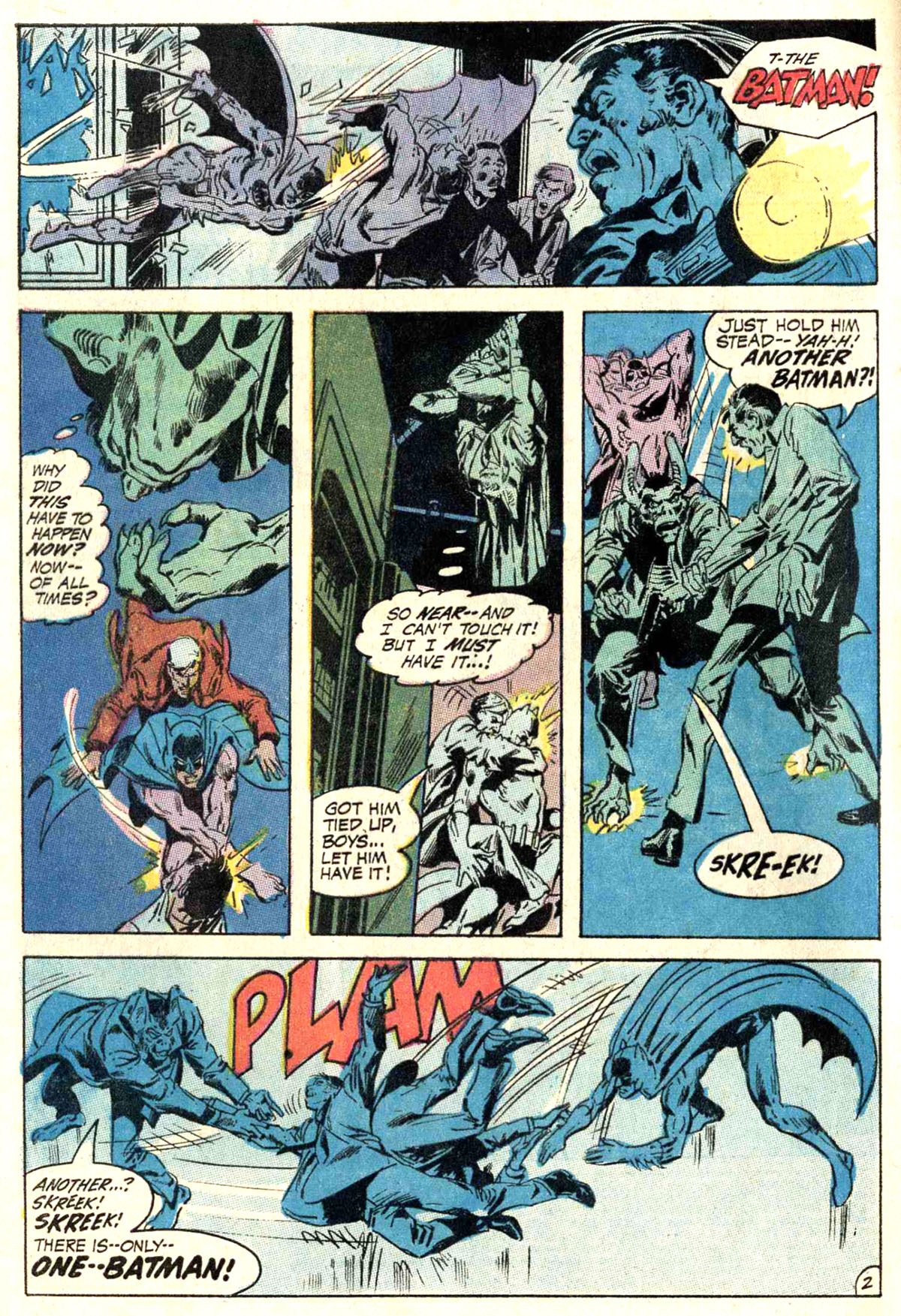 Detective Comics (1937) 402 Page 3