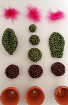 tuto cactus crochet amigurumi