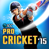 ICC Pro Cricket 2015 Apk v1.0.105 Mod Unlimited Gold/Silver/VIP Unlocked Terbaru