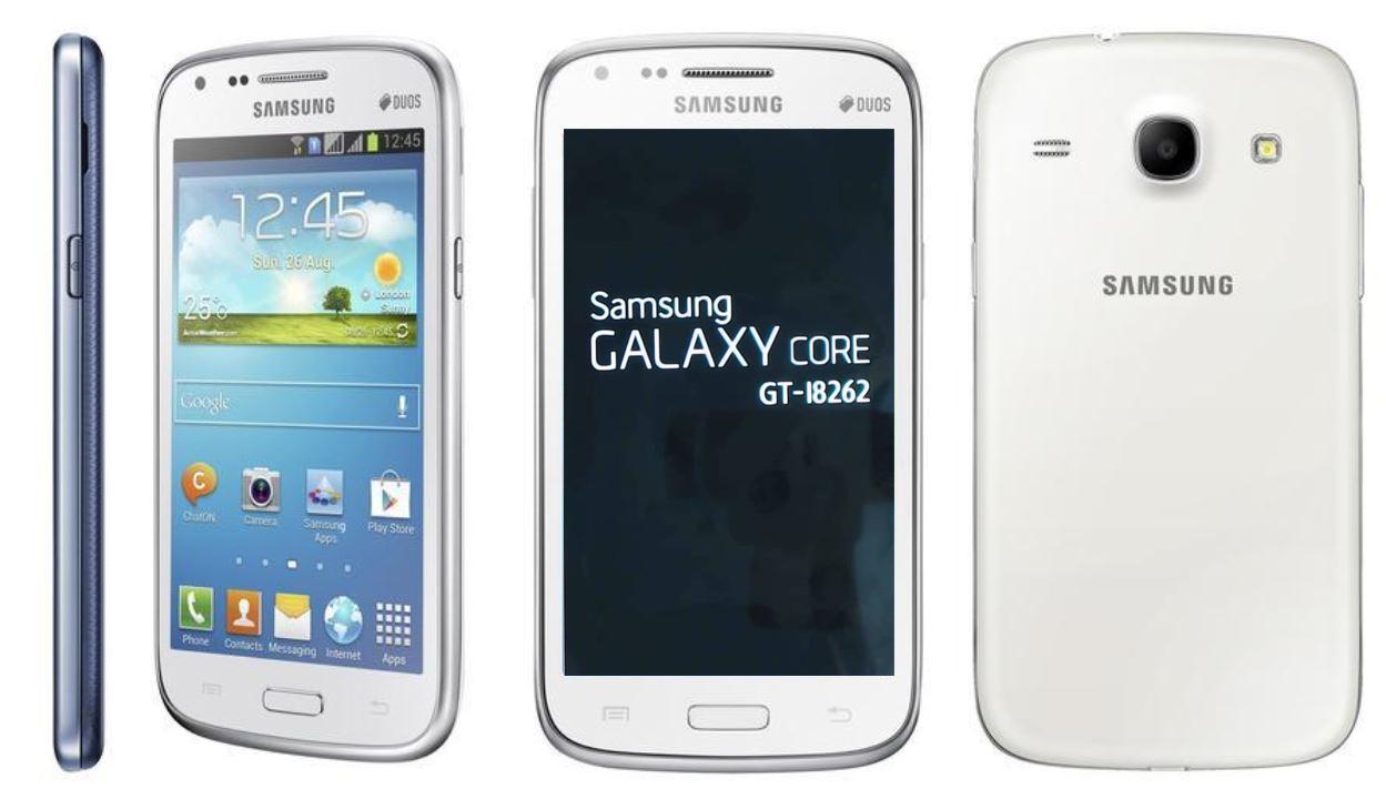 Cara Mengatsi Bootloop Pada Samsung Galaxy Core Duos GT-i8262