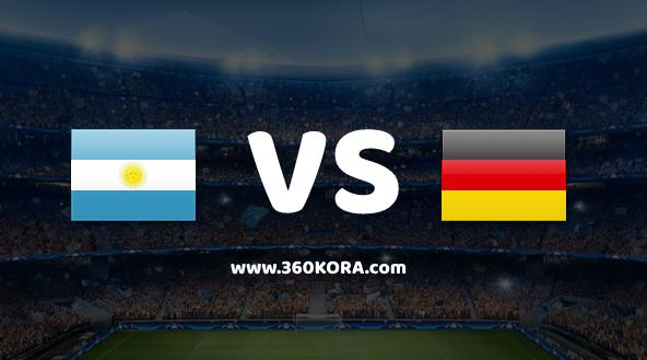 مشاهدة مباراة والارجنتين بث مباشر