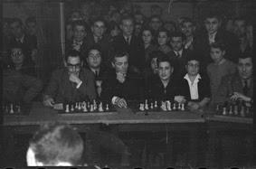 Simultáneas de Arturito Pomar en Lérida el 17 de abril de 1946 (23)