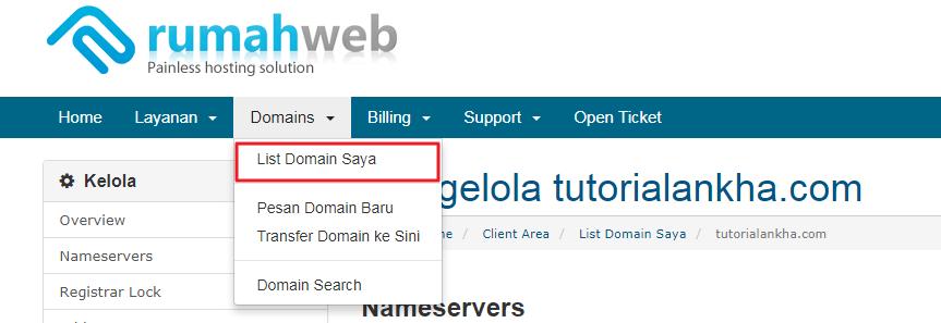 Cara pasang domain Com, Id, Net dll diblogspot (Custom Domain)