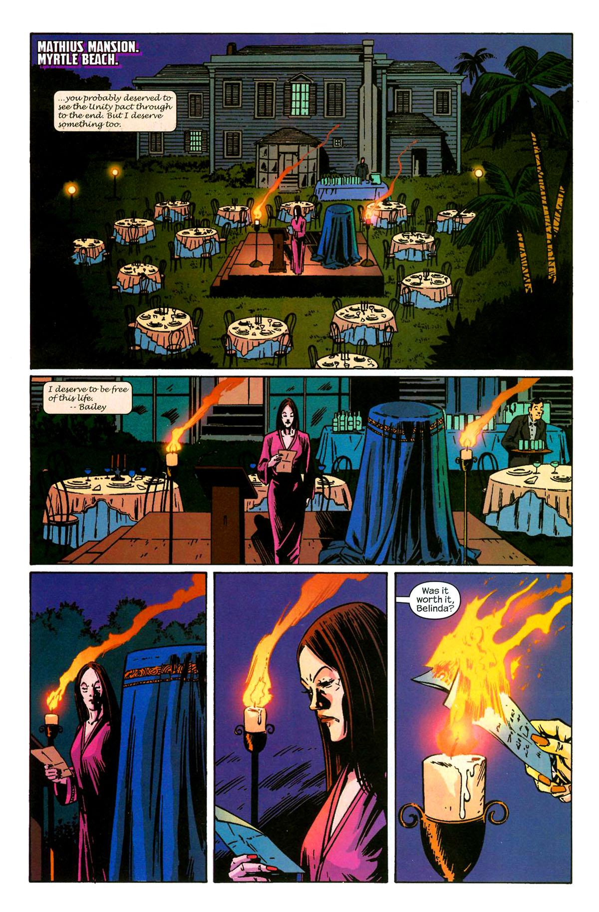 Hawkeye (2003) Issue #6 #6 - English 18