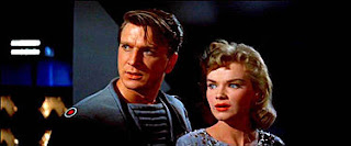 Nielsen and Francis from Forbidden Planet
