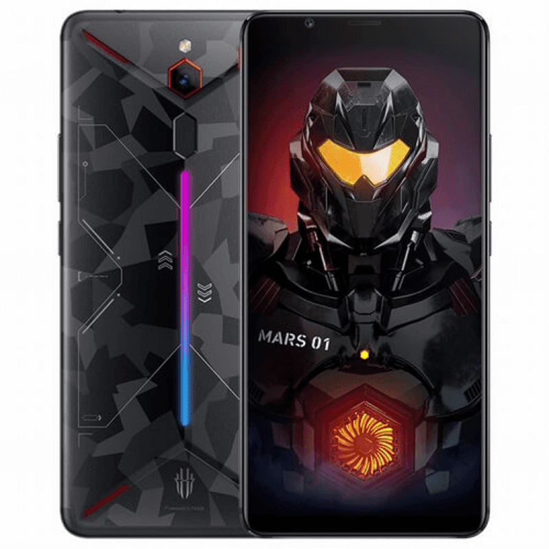 nubia Red Magic Mars gaming smartphone with up to 10GB RAM announced