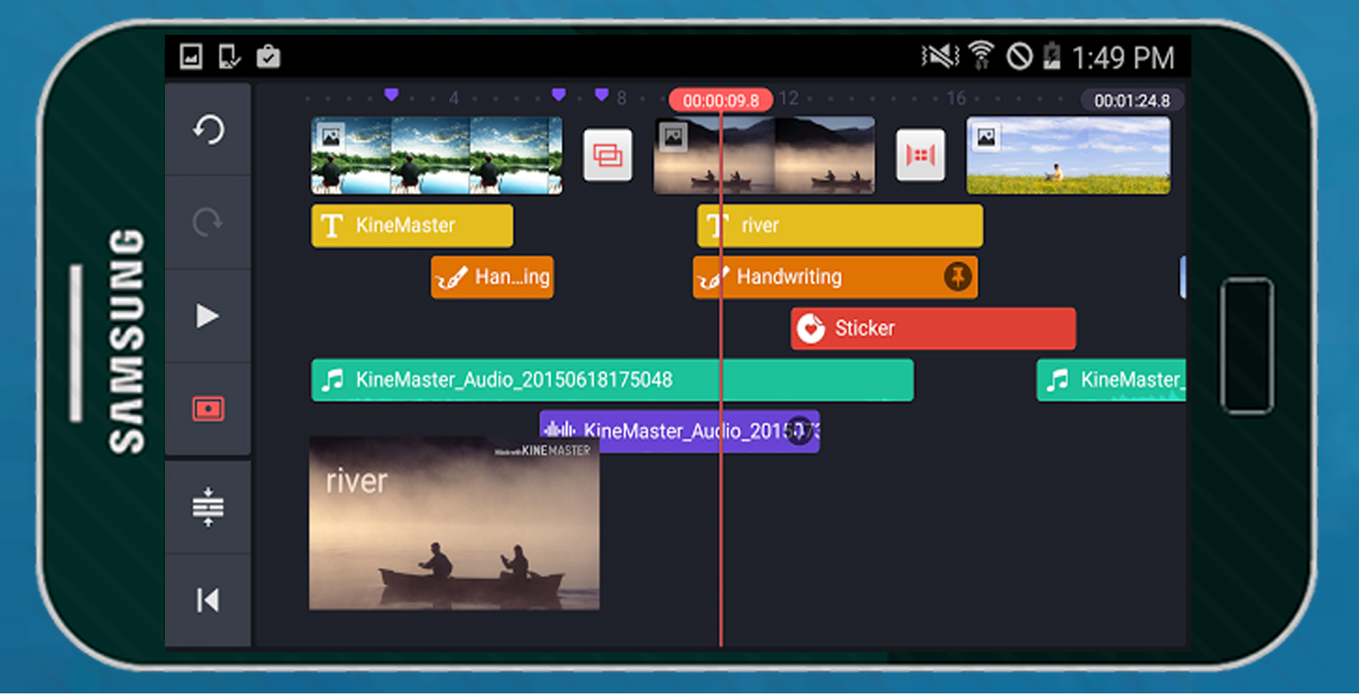 KineMaster Pro Mod Apk Free Download 100% Working   Apps On