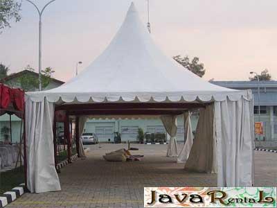 Sewa Tenda Kerucut - Jakarta