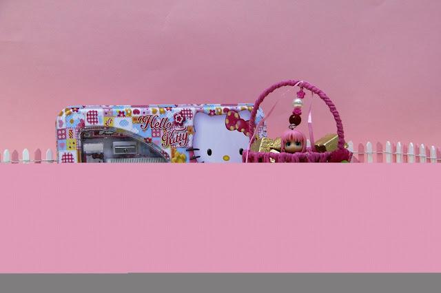 Hello Kitty Kids Rakhi Combo