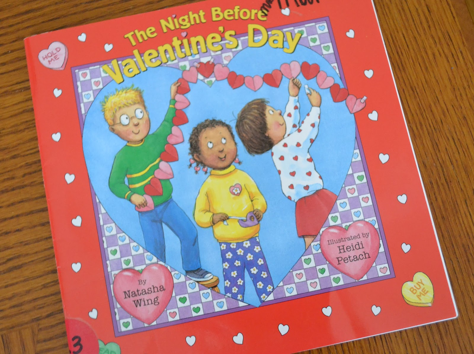 From The Hive Valentines Day Preschool Style