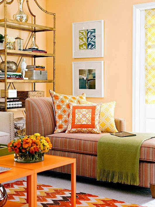 What You Need to Know When Using Color In Your Home